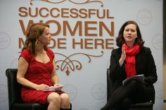 Successful Women Made Here with author Erin Albert