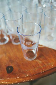 custom engraved pint glasses