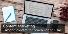 Content Marketing: Tailoring content for conversion to CTAs - SABERNI Research Methods, Copywriting, Content Marketing, Conversation, Corner, Positivity, Amazing, Inbound Marketing, Optimism
