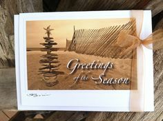 Greetings of the Season Card Set by The Coastal Collection