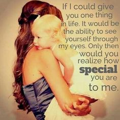 Beautiful #mom #quote                      #mother #love