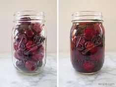 How to Make Spiced Bourbon Cherries