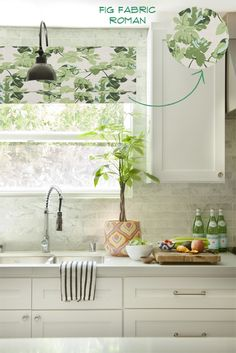 I love me a window sink  When we were re-modeling our house I knew I had to have a nice bright sink area so I opted to not add a window tre...