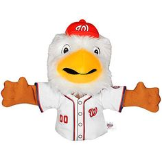Washington Nationals Mascot Puppet - MLB.com Shop