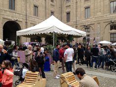 23 Aprile: in Pilotta inizia la tre giorni di Parma Street Food Festival.