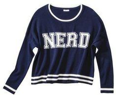 Xhilaration+Juniors+Varsity+Sweater+-+Assorted+Colors+on+shopstyle.com