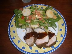 Going to try this method of cooking pork tenderloin soon <3