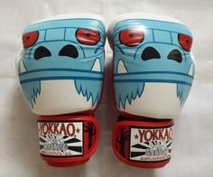 10 oz YOKKAO Monster Muay Thai MMA Boxing Gloves Mma Boxing, Boxing Gloves, Muay Thai, Handbags, Sports, Accessories, Hs Sports, Totes, Purse