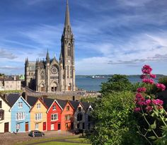 St. Colman's Cathedral, Cobh, Co. Cork, Ireland : pics