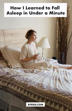 Want to know how to fall asleep fast? Three sleep experts dish on their top tips for sinking into a deep snooze. Ways To Sleep Faster, Fall Asleep Faster Tips, Falling Asleep Tips, Ways To Fall Asleep, How To Get Sleep, I Cant Sleep, Good Night Sleep, Fall Asleep Instantly, Natural Sleep Remedies