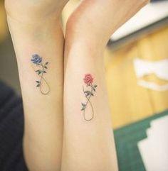 20 tatuagens encantadoras de mãe e filha para eternizar o amor | COSMOPOLITAN