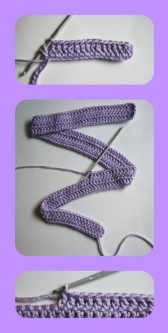 How To Crochet An Ea