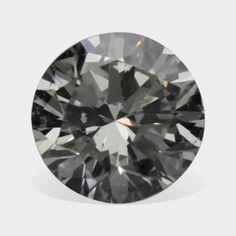 0.55 ctw, 5.30 mm, Champagne Color, SI1 Clarity, Round Brilliant Natural Diamond #diamonds #loosediamonds #champagnediamonds #fancydiamonds @dmzdiamonds