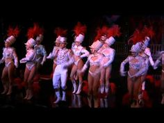 Paris Le Moulin Rouge Full Show