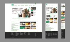 Starbucks, Responsive Web Design, Blog Images, Templates, Inspirational, Beautiful, Art, Models, Stenciling