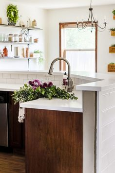A kitchen remodel be