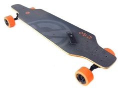 Yuneec E-Go Cruiser Electric Skateboard Designed in california – featuring aviation brushless motor technologyLight weight – only lbsErgonomic wireless handheld remote … Unique Gifts For Men, Cool Gifts, Cool Skateboards, Cruiser Skateboards, Electric Skateboard, Valentines Gifts For Him, Green Technology, Longboarding, Cool Things To Buy