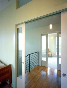 Halligan - contemporary - Living Room - San Francisco - John Lum Architecture, Inc. AIA