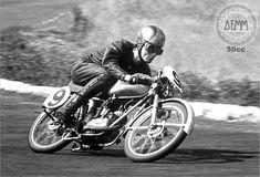 Itom 50ccrace Café Racers, 50cc, Racing Motorcycles, Old Bikes, Mopeds, Biker Girl, Road Racing, Kustom, Bike Life