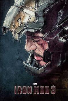 Iron Man 3 by Paul Shipper