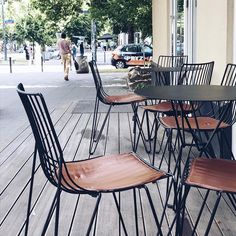 Massproductions - Tio Chairs and Tables