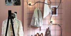 Clothes hanger, Clothing, Iron, Fashion, Room, Design, Boutique, Fashion design, Furniture, Outerwear, Shoe Storage Crates, Crate Storage, Home Depot, Boho Deco, Ikea, Candle Sconces, Bathroom Hooks, Boutique Fashion, Wardrobe Rack