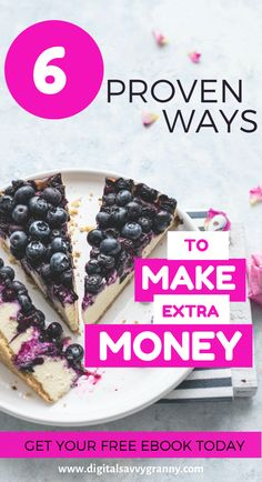 Use your skills, knowledge and experience to make extra money, build wealth and live a dream life. In this ebook discover the 6 easy ways anybody can use to make extra money and impact others, even whilst working a 9 to 5 job , during a lockdown, or even if you are retired. #extracash #retirementincome #parttimeincome #makemoneyfromhome #sidehustle Work From Home Jobs, Make Money From Home, How To Make Money, Retirement Money, Retirement Planning, Extra Cash, Extra Money, Dream Life, Wealth