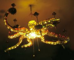 Stained Glass Octopus Lamp - Imgur