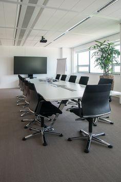 Portfolio, Conference Room, Interior Design, Table, Furniture, Home Decor, Ideas, Interior Design Studio, Decoration Home