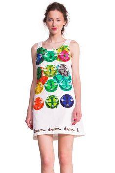 レディース ワンピース デシグアル公式ファッション通販 | Desigual.com