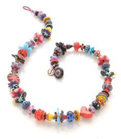 stephanie sersich — happy little necklace