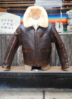 Eastman for Quality Mending Co - USAAF jacket