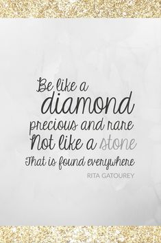 top quotes shines always yourself than topics for one z diamond have i of you gift felt west a quote much better so buy mae