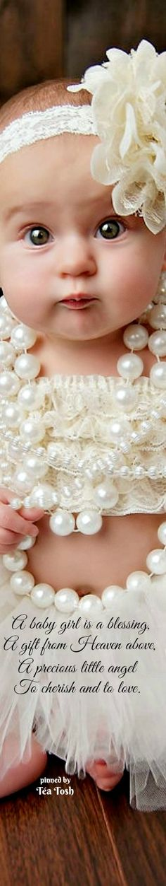 ❇Téa Tosh❇ Precious Angel...Decked in Pearls...