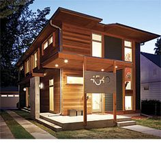 Inspiration for small houses and great ideas for living with less square footage
