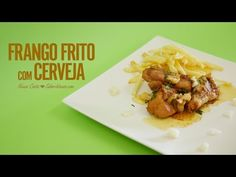Frango Frito com Cerveja   SaborIntenso.com