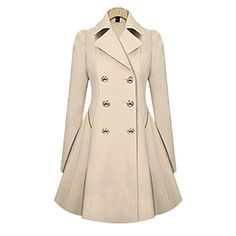 2014 Fashion Women's Coats Autumn Winter Slim Coat For Women,Beige,XXL XDIDIWO698 http://www.amazon.com/dp/B00N10IAPI/ref=cm_sw_r_pi_dp_l6.mub1XY4A8R