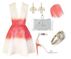 """Raf's Engagement Party Set"" by dominosfalldown ❤ liked on Polyvore featuring Joana Almagro, Proenza Schouler, Anna Sui, Charlotte Olympia, Irene Neuwirth, women's clothing, women, female, woman and misses"