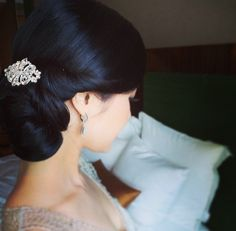 Thai Wedding Hairstyle Cr.Nongchat