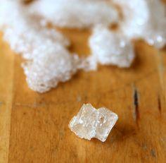 Házi kristály készítés