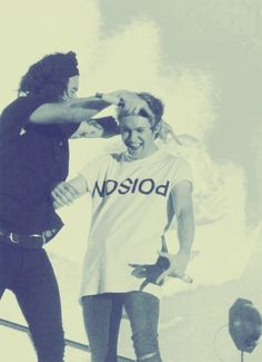 Harry and Niall bestfriends