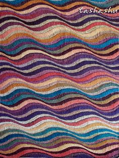 Ravelry: Inca Trail pattern by Svetlana Gordon