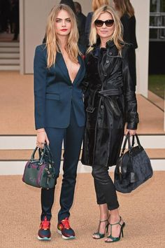 Get Cara Delevigne's effortlessly sexy #LFW look with the #StellaMcCartney tuxedo jacket: http://www.shopafar.com/stella-mccartney-tuxedo-jacket-size-it46.html