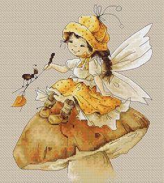 The Fairy da Luca-S - Luca-S - Ricamo - Casa Cenina