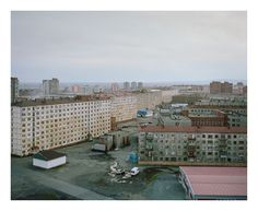 Alexander Gronsky: Norilsk | PHOTOGRVPHY