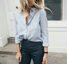 Stripe /BeOnlyOne #AY #spring_summer #ready_to_wear #outfitoftheday Spring Summer Outfits Summer Spring Fashion Young Professional Clothes Classy Stylish Outfits Modest Fashion Outfits Apostolice Fashion #wiwt #whatiwore #todayimwearing #styles #whatiworetoday Day To Night