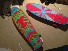 If you haven't noticed I really like penny boards :3