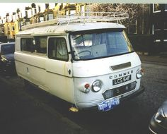 1967 Commer motorhome by GoldScotland71, via Flickr