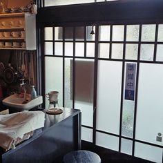 coffee break at an old inn by (ku)nihito, via Flickr