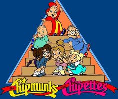 The Chipmunks and Chipettes by SprmanRoxFFrox24.deviantart.com on @deviantART